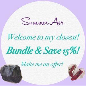 Welcome!! Bundle And Save 15%